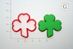 Shamrock Cookie Cutter by The Gingerbread Cutter Company on Gourmly
