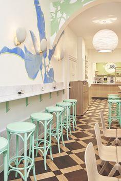 Le Maisie Café | MilK decoration