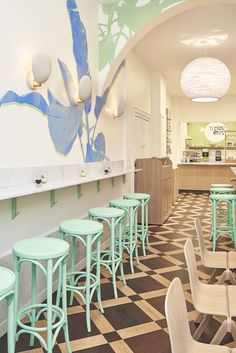 The Maisie Café | MilK decoration