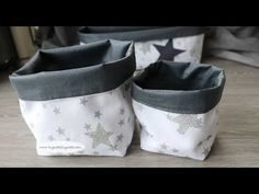 Very simple tutorial: the little fabric basket (or the little basket … or the little basket … with diapers, pockets, or whatever else you want) – Huguette Huguette Source by alicsalmon Dou Dou, Clothes Basket, Baby Couture, Sewing Kit, Fabric Crafts, Videos, Ballet Shoes, Sewing Projects, Baby Shoes