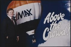 RE/MAX Co-Founder Dave Liniger introduces the concept - RE/MAX agents are 'Above the Crowd.' #remax40