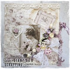 Live & Love Crafts' Inspiration and Challenge Blog: Sense and Sensibility