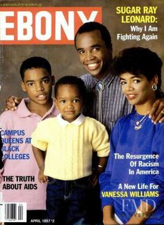 Covers of Ebony , 958 1987 | Magazines | The FMD #lovefmd