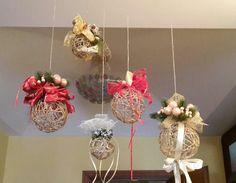 Decori natalizi. Handmade by Angela bon bon