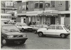 Dekamarkt Mr Cornelisstraat, 1980