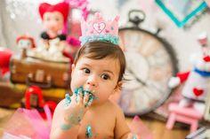 Smash the cake Alice wonderland Alice no pais das maravilhas