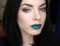 Illamasqua Lipstick in 'Apocalips' Basic Makeup, Makeup Tips, Beauty Makeup, Eye Makeup, Makeup Ideas, Sultry Makeup, Natural Eyes, Be Natural, Beauty Products