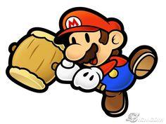 Paper Mario plus de 30 nouveaux screenshots < News < Puissance Nintendo Super Mario Kunst, Super Mario Art, Wii U, Mario Color Splash, Paper Mario Sticker Star, Mario Tattoo, Mario E Luigi, Peach Mario, Princesa Peach