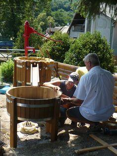 Horša Outdoor Tables, Outdoor Decor, Outdoor Furniture, Home Decor, Garden Furniture Outlet, Interior Design, Home Interiors, Decoration Home, Yard Furniture