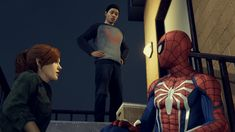 Spider Man Ps4 Game, Mundo Geek, Man Wallpaper, Amazing Spider, Illusions, Marvel Comics, Spiderman, Sci Fi, Geek Stuff