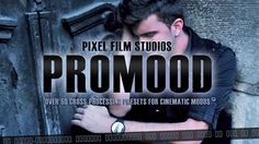 Pixel Film Studios PROMOOD™ - FCPX Plugin - Pixel Film Studios by Pixel Film Studios. PROFESSIONAL COLOR PROCESSES FOR FCPX