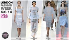The must have color for spring 2014 pale blue