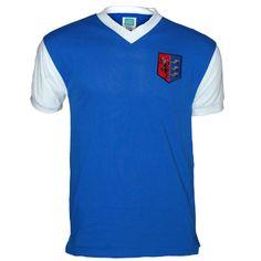 1962 Ipswich shirt