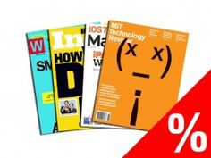 Great Deals on leading Technology Magazines!
