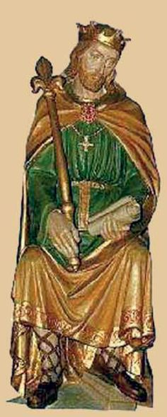 Aethelstan - King of the Anglo-Saxons from 924-927 and King of the English 927-939