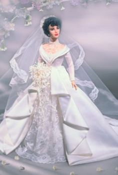 Elizabeth Taylor in Father of the Bride™   The Barbie Collection