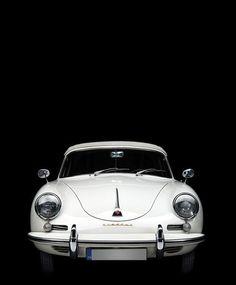 porche Porsche 356 in white Porsche 911 Carrera RS Luxury Sports Cars, Sport Cars, Vs Sport, Porsche Classic, Classic Cars, Lamborghini, Ferrari, Bugatti, Maserati