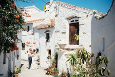 Spanish Street Party Destination Wedding | Fly Away Bride