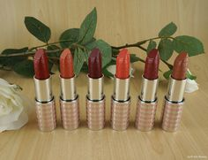 Quo Colour Lust Lipstick - Review and Swatches