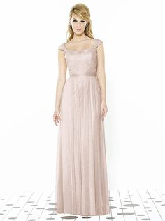 After Six Bridesmaids Style 6724 http://www.dessy.com/dresses/bridesmaid/6724/  If you get this on USA Bride.com it will be around $140 plus shipping but at other sites I've seen it for more like $170