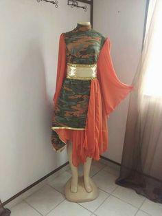 Warrior garment
