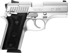 Pistola Taurus Cal.380 PT938 - Inox