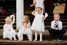Kids at weddings. Photography Kids, Wedding Photography, Girls Dresses, Flower Girl Dresses, Weddings, Wedding Dresses, Fashion, Dresses Of Girls, Bride Dresses
