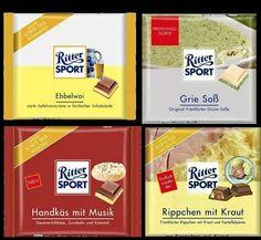Es ist ein Skandal, dass es diese hessischen Ritter-Sport-Sorten noch nicht gibt. Sie wären SO LECKER. | 24 Fotos, die Hessen verstehen, aber den Rest Deutschlands total verwirren