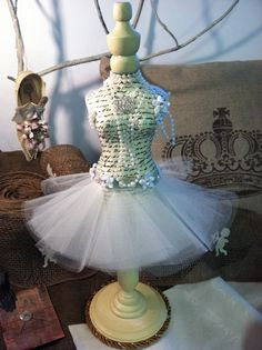 Princess Bride Manaquin 18 inch Tall by lamoneeboutique on Etsy, $27.00