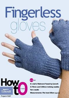 New Knitting Patterns Free Hats Women Fingerless Mitts Ideas Knitting Blogs, Knitting Patterns Free, Free Knitting, Knitting Ideas, Free Pattern, Crochet Patterns, Kids Patterns, Knitting Stitches, Knitting Projects