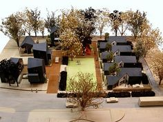 The Case for Shared Green Spaces.  Pocket neighborhoods increase density by sharing outdoor green spaces.