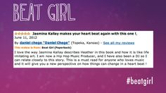 Makes your heart beat again Review on #amazon #beatgirl #fivestars #5stars #book #novel