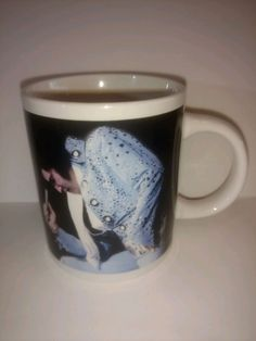 Collectible 2016 Elvis Presley signature product coffee mug cup