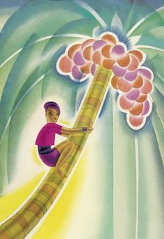 Frank McIntosh: Coco-Palm, 1930
