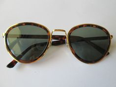 Sunglasses 80s Style Glasses 90s Vintage Design seventies 80 90 new golden red