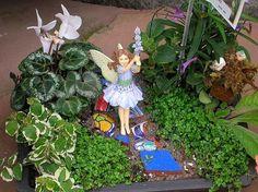Make Your Own Fairy Garden: 10 Magical Ideas