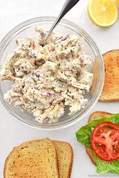 Lemon Chicken Salad Recipe