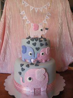 The Huffalump! - by Sharon @ CakesDecor.com - cake decorating website