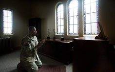 Army makes history by putting Lt. Col. Khallid Shabazz, a Muslim in charge of 14,000 US soldiers' (mostly Christian) spiritual needs. Your thoughts?