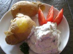 Rezept: Die schnelle Kartoffel aus der Welle