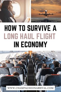 All the travel tips for how to survive a long haul flight in economy class. This travel guide shows Solo Travel Tips, Packing Tips For Travel, Travel Advice, Travel Essentials, Travel Hacks, Travelling Tips, Travel Info, Travel Guides, Airline Travel