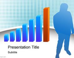 This free Business Success PowerPoint template is a clean template for CEOs or business employees who need a professional style design for the master slide in a PowerPoint presentation