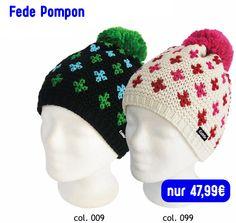 Eisbär Mütze Fede Pompon - trés chic