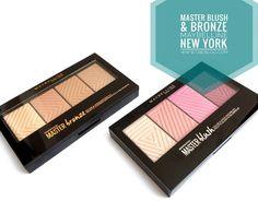 Master Blush & Bronze Palette | MAYBELLINE