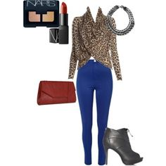 From my JustFab style inspirations for the month...I'm doing this one!!