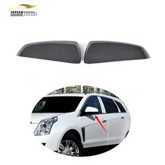 Replacement Car Styling Carbon Fiber Racing Mirror Covers for Cadillac SRX 2014-2016  sc 1 st  Pinterest & 4pcs Stainless Steel Door Sill Scuff Plate Thresholds Pad Tread ...