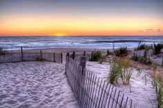 Good Morning friends! Photo of Bethany Beach, Delaware.