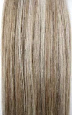 ash platnium Blonde Hair Color | ... Blonde - Ash Blonde blended with Warm Platinum Blonde, 100% Human Hair