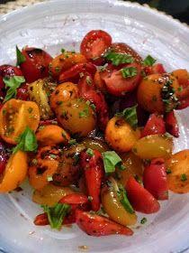 Slice of Southern: Tomato Salad