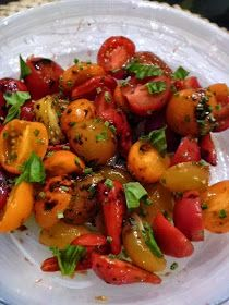 Slice of Southern: Tomato Salad